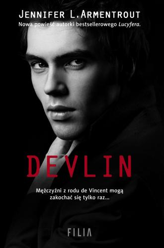 Devlin. Tom 3 - okładka książki