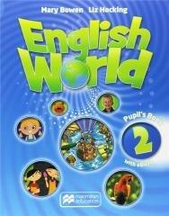 Emglish Word 2 PB + eBook - okładka podręcznika