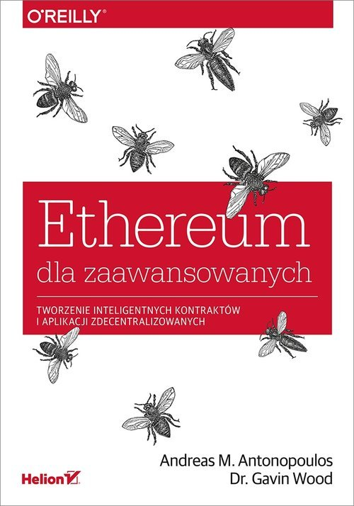 Ethereum dla zaawansowanych. Tworzenie - okładka książki