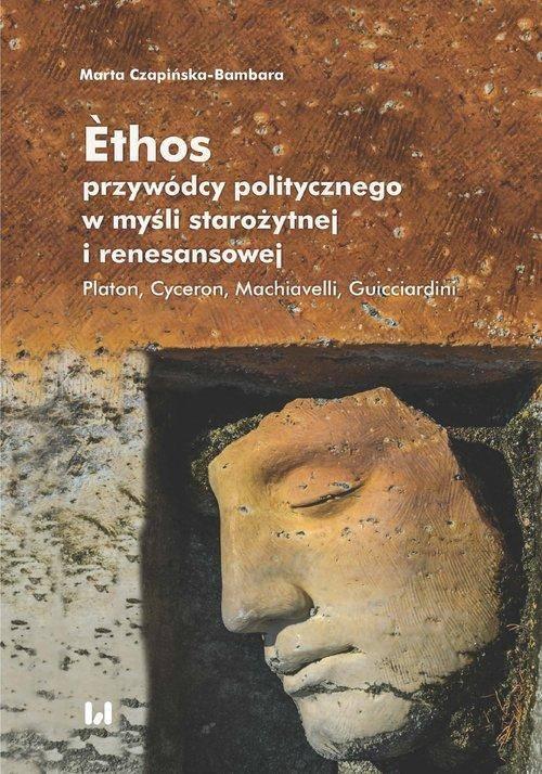 Ethos przywódcy politycznego w - okładka książki