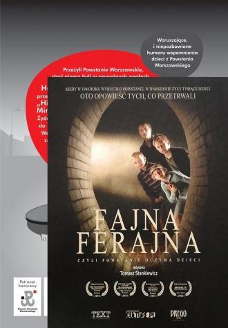 Fajna Ferajna. PAKIET - okładka książki