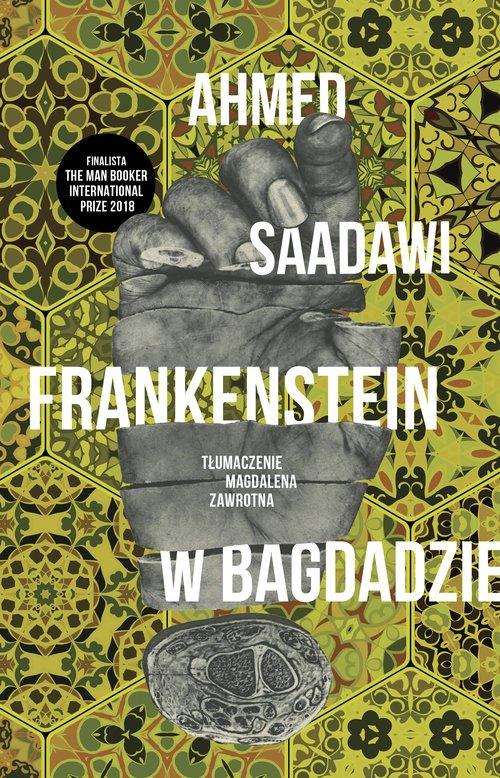 Frankenstein w Bagdadzie - okładka książki