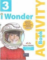 I wonder 3 AB + DigiBook - okładka podręcznika