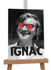 Ignac - okładka książki