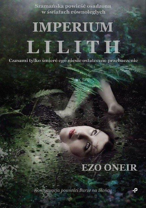 Imperium Lilith - okładka książki