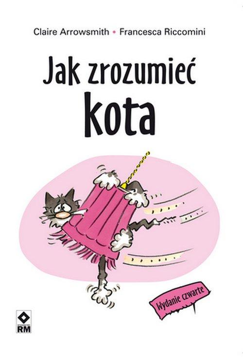 Jak zrozumieć kota - okładka książki