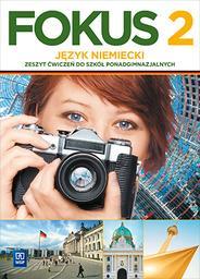 Język niemiecki. Fokus. Szkoła - okładka podręcznika