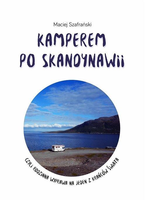 Kamperem po Skandynawii. czyli - okładka książki