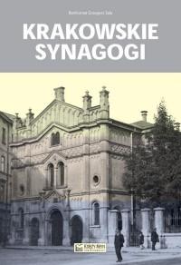 Krakowskie synagogi - okładka książki