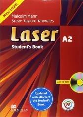 Laser Edition A2 SB + eBook + online - okładka podręcznika
