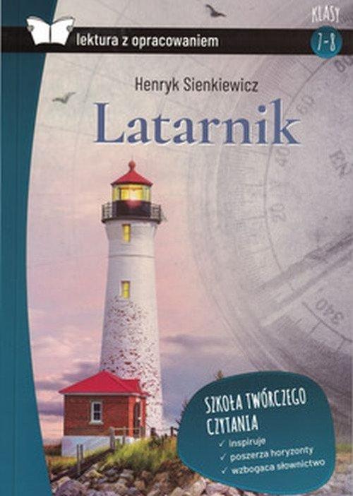 Latarnik (z opracowaniem) - okładka podręcznika