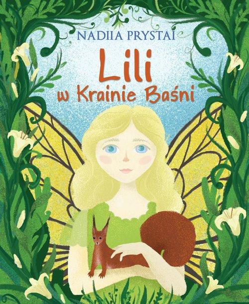 Lili w Krainie Baśni - okładka książki
