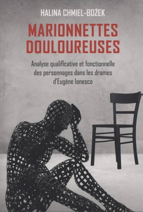Marionnettes douloureuses. Analyse - okładka książki