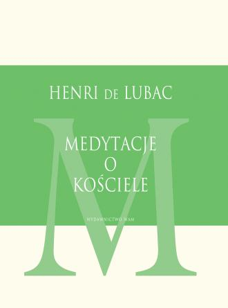 Medytacje o Kościele - okładka książki
