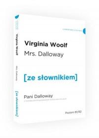 Mrs. Dalloway (wersja angielska - okładka podręcznika