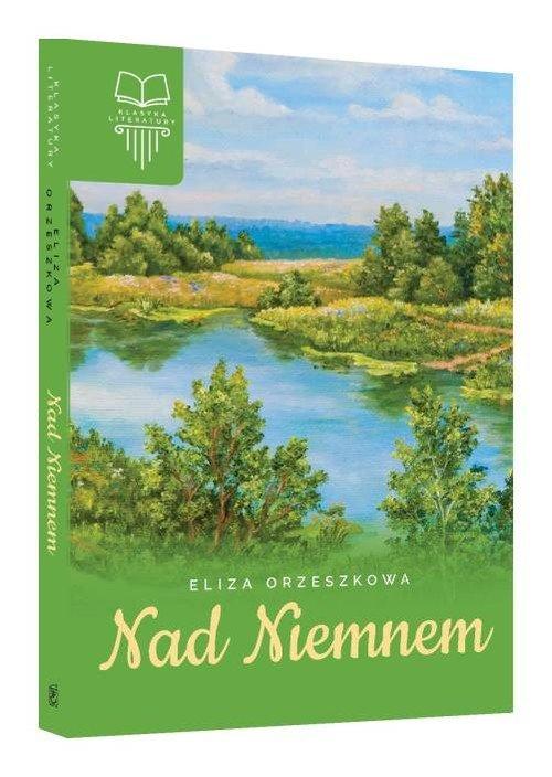 Nad Niemnem - okładka podręcznika