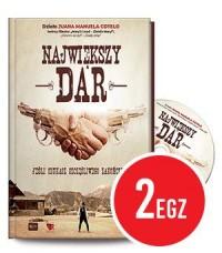 Największy Dar (książeczka + film - okładka filmu
