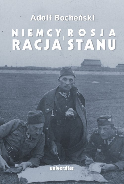 Niemcy, Rosja i racja stanu. Wybór - okładka książki