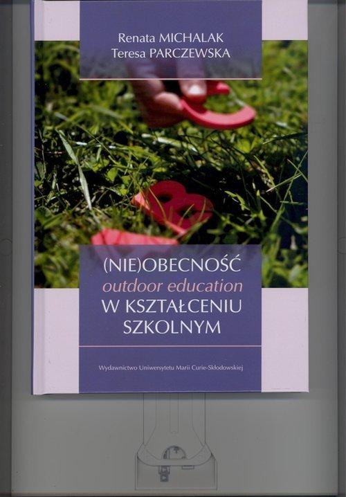 (Nie)obecność outdoor education - okładka książki