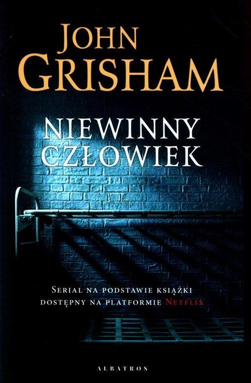 Niewinny człowiek - okładka książki