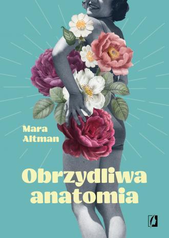 Obrzydliwa anatomia - okładka książki
