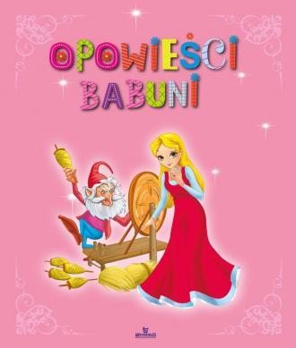 Opowieści babuni - okładka książki