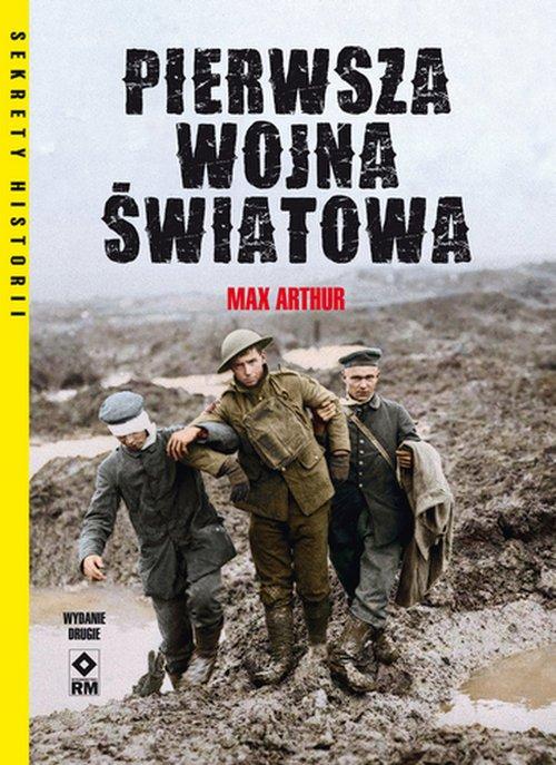 Pierwsza Wojna Światowa. Seria: - okładka książki
