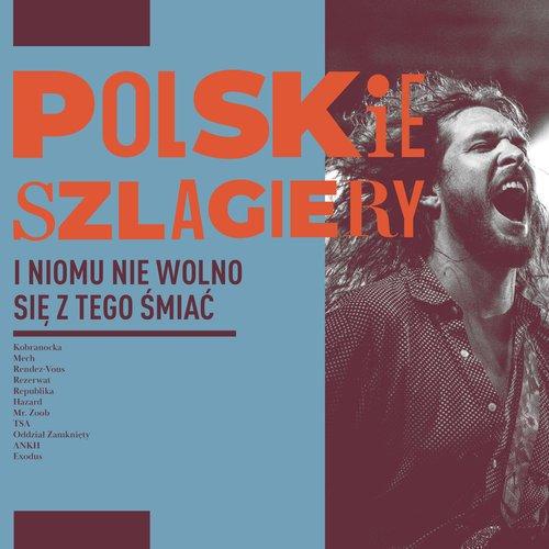 Polskie szlagiery: I nikomu nie - okładka płyty