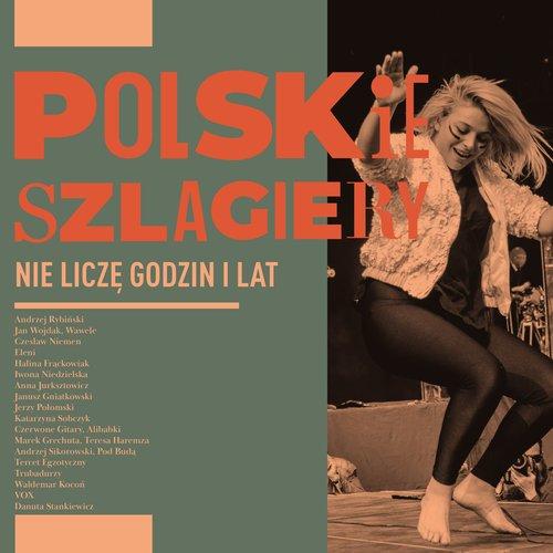 Polskie szlagiery Nie liczę godzin - okładka płyty