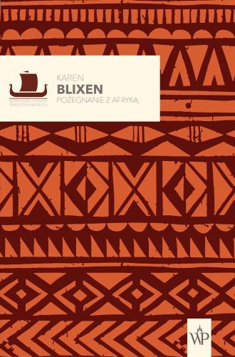 Pożegnanie z Afryką - okładka książki