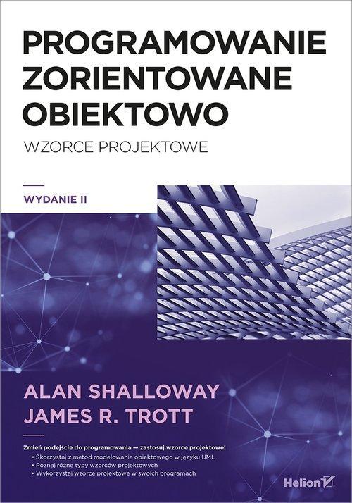 Projektowanie zorientowane obiektowo. - okładka książki