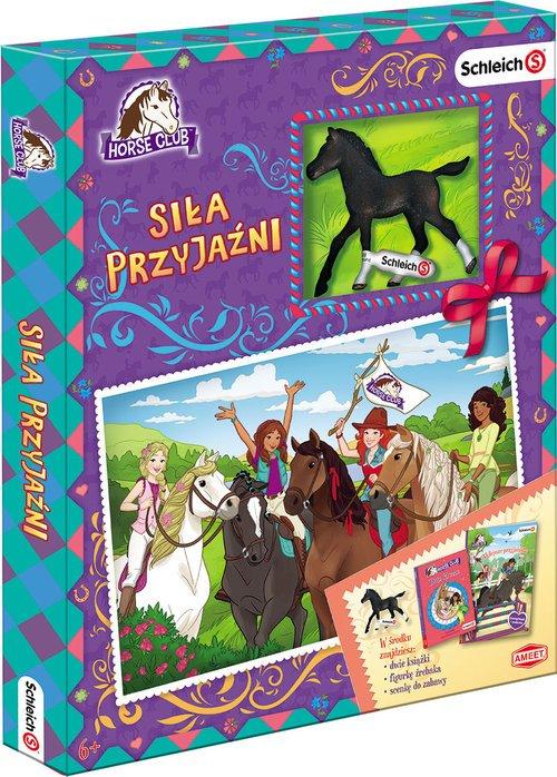 Schleich Horse Club. Siła przyjaźni - okładka książki