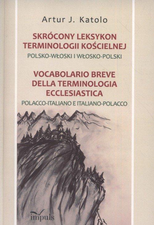 Skrócony leksykon terminologii - okładka książki