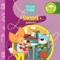 Szacunek. Przygody Fenka - okładka książki