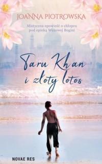 Taru Khan i złoty lotos - okładka książki