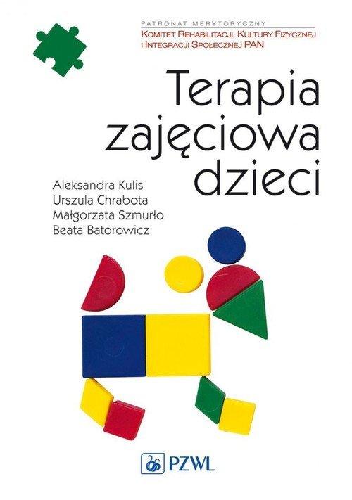 Terapia zajęciowa dzieci - okładka książki