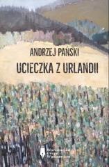 Ucieczka z Urlandii - okładka książki