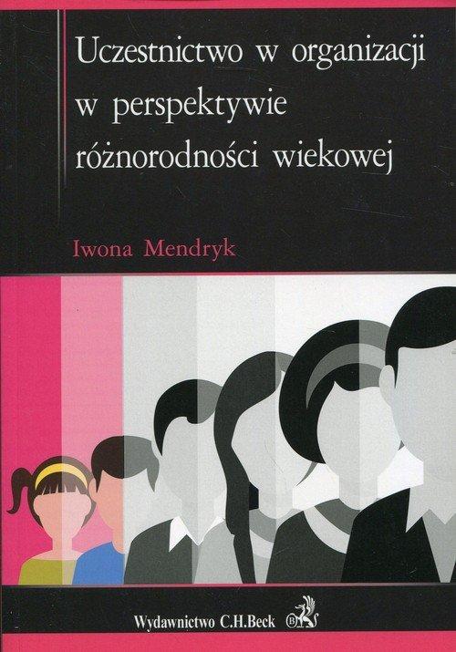 Uczestnictwo w organizacji w perspektywie - okładka książki