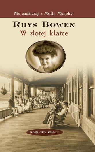 W złotej klatce - okładka książki