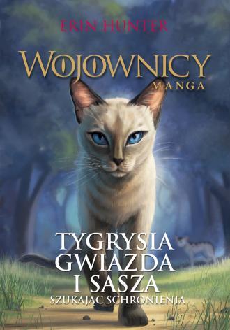 Wojownicy manga. Tygrysia Gwiazda - okładka książki