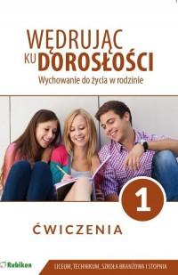 Wychowanie do życia w rodzinie - okładka podręcznika