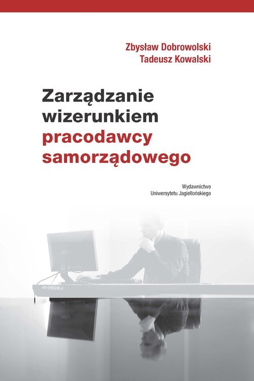 Zarządzanie wizerunkiem pracodawcy - okładka książki