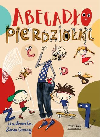 Abecadło Pierdziołki - okładka książki