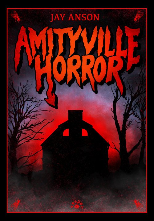 Amityville Horror - okładka książki