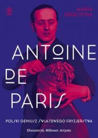 Antoine de Paris - okładka książki