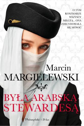 Byłam arabską stewardesą - okładka książki