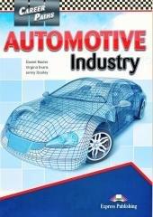 Career Paths: Automotive Industry - okładka podręcznika