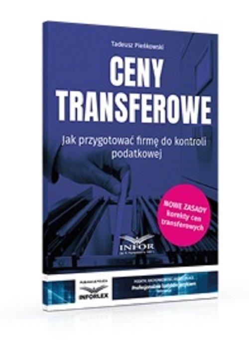 Ceny transferowe. Jak przygotować - okładka książki