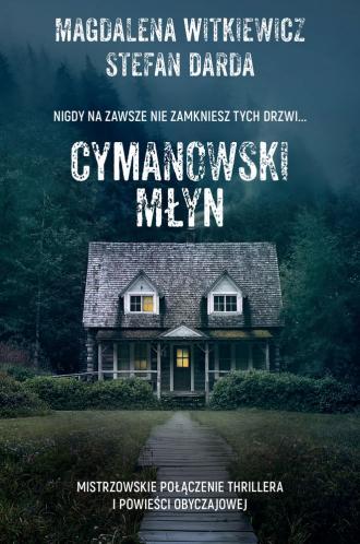 Cymanowski młyn - okładka książki
