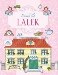 Domek dla lalek - okładka książki